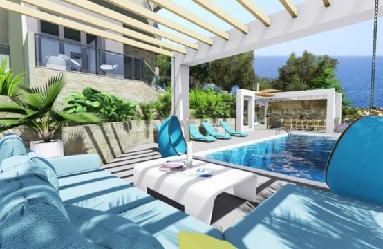 Villa 130 sq.m. for Sale in Kriaritsi, Sithonia- Halkidiki